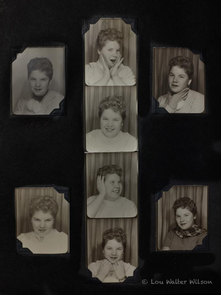 Carol Wilson 1958