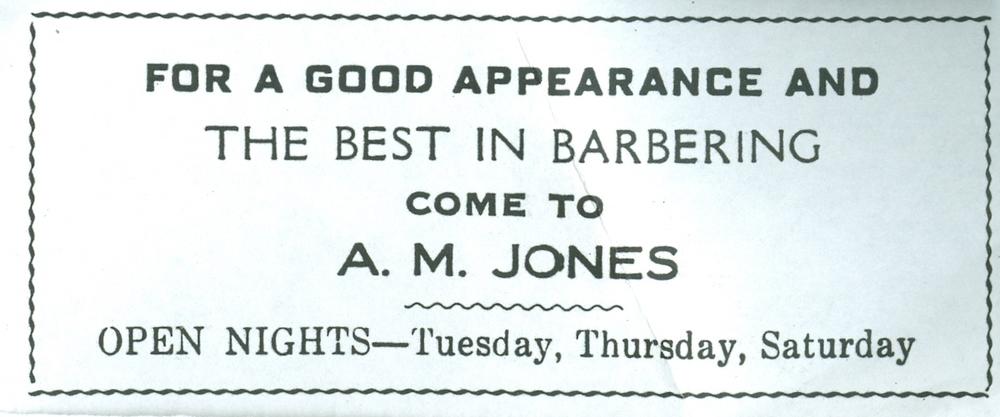 A.M. Jones, Barber.jpg