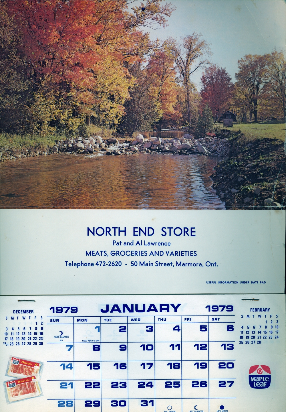 1979,  Marmora Business,  North End Store,  Pat & Al Lawrence.jpg
