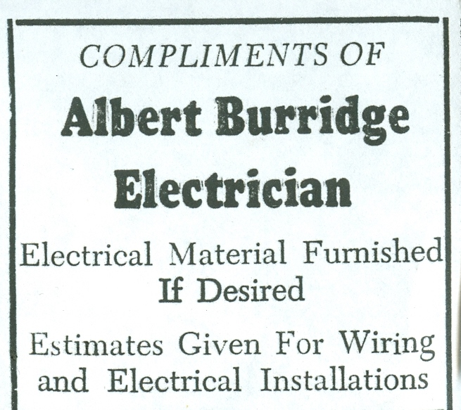 Albert Burridge,  Electrician.jpg
