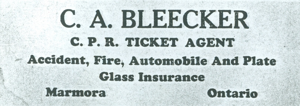 C.A. Bleecker,  CPR Tickets & Insurance.jpg