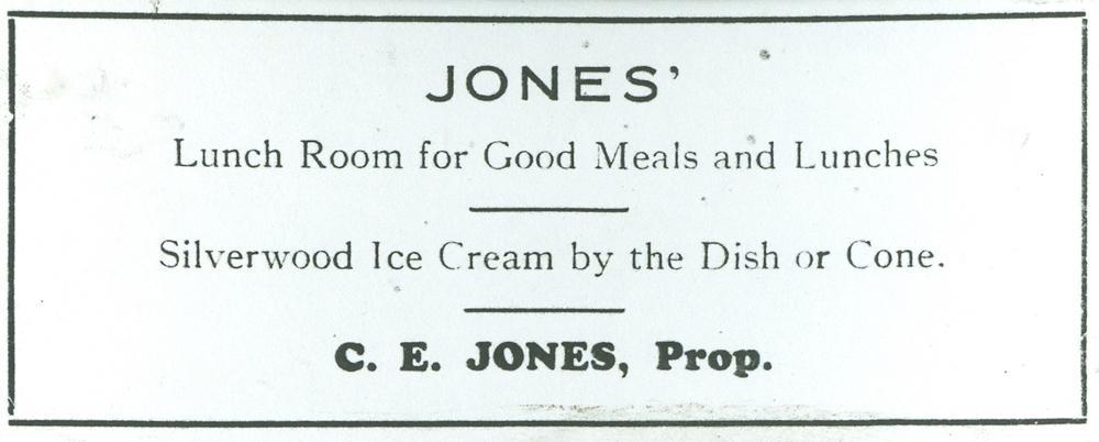 C.E. Jones,  Lunchroom.jpg