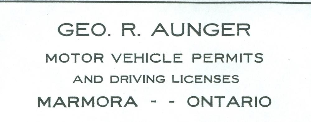 George R. Aunger,  Licensing.jpg
