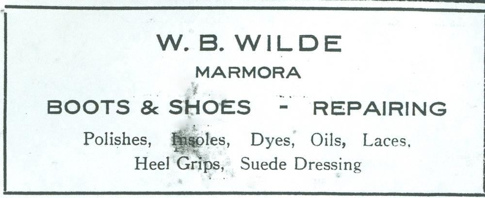 W.B. Wilde,  Boots & shoes.jpg