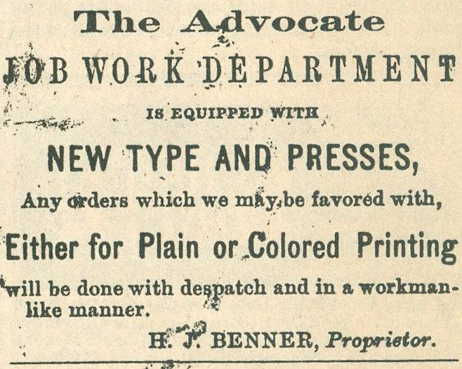 H.J. Benner, The Advocate.jpg