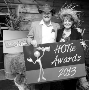 mary-and-leo provost Hottie awards 2013