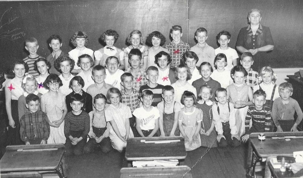 1954 SS5 Rawdon