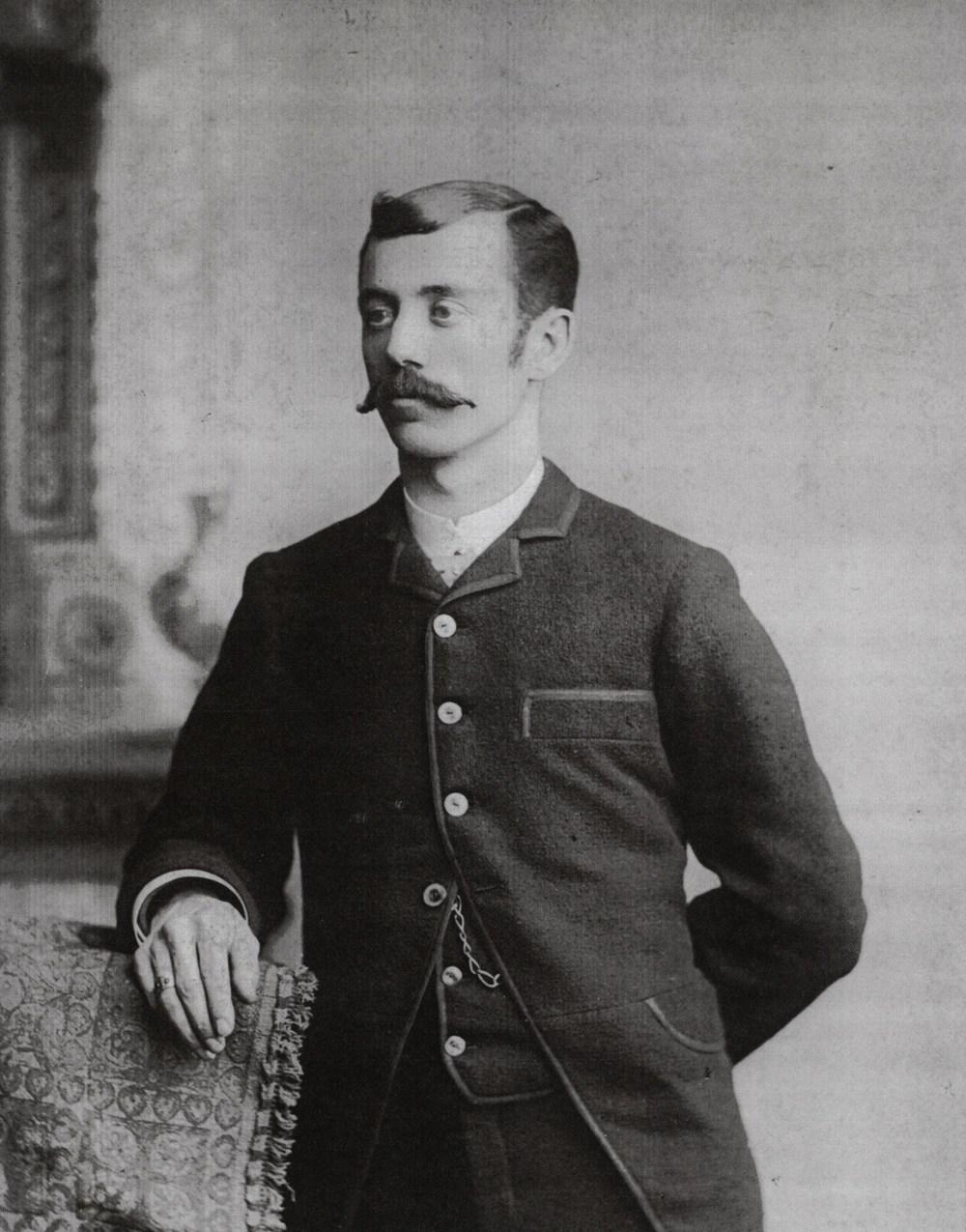 Charles Archibald Bleecker 1857-1945