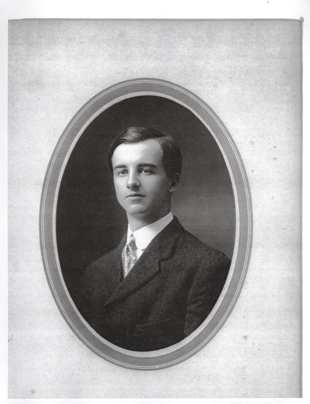 Ernest Carley Bleecker 1887-1913