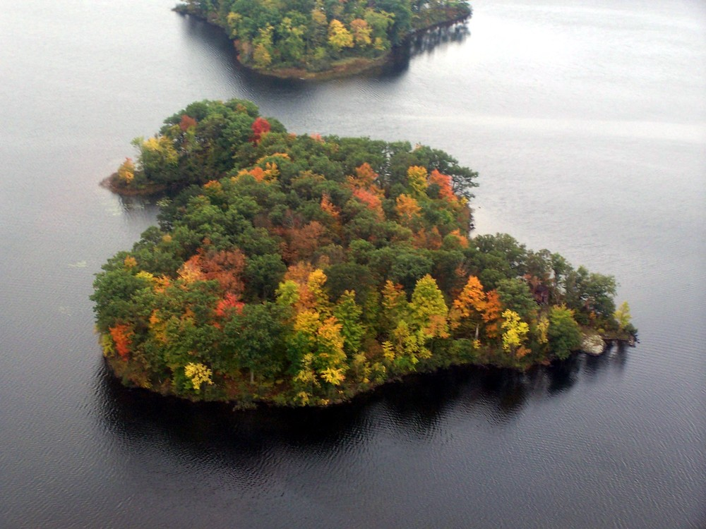 Mystery Island,  Blairton Bay