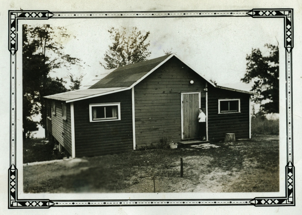 Barlow Cottage 1936