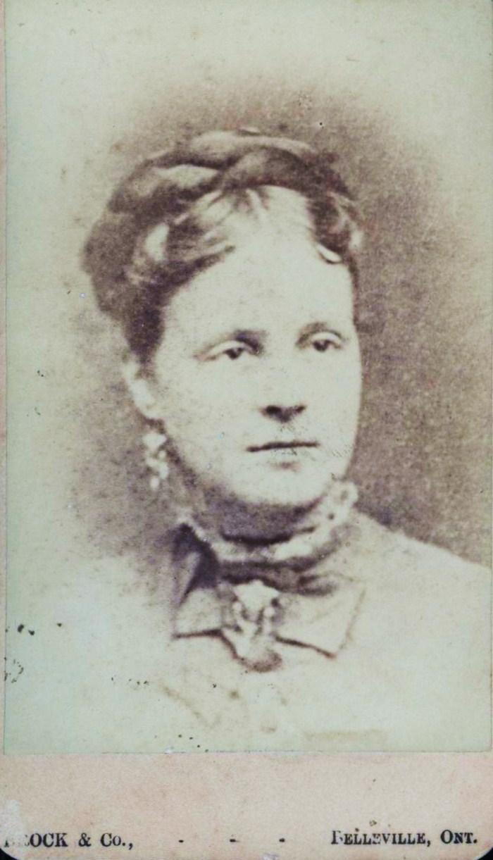 Bessie Pearce, Sec. Tres.