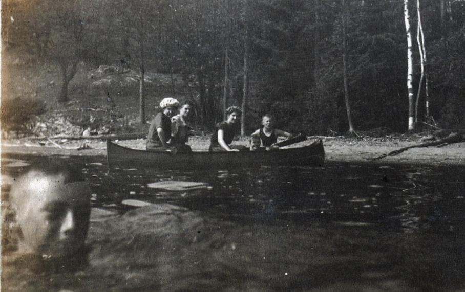 Crowe Lake Harold Parker