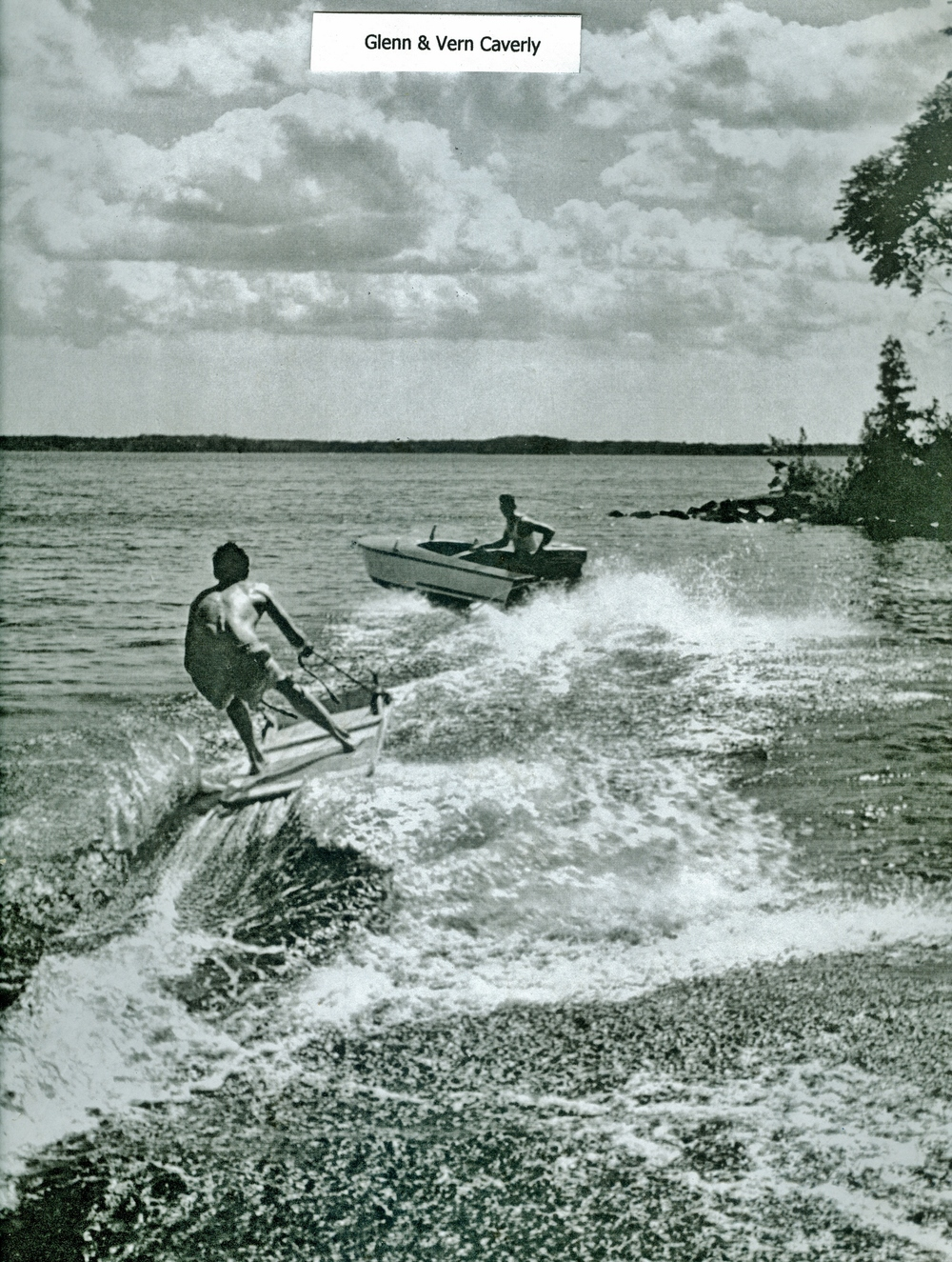 Vern Caverly & Glenn Caverly,  Crowe Lake,  Marmora.jpg
