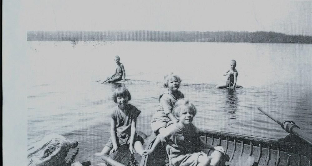 Jean & Lib Gladney, Dorie Marett, Don & Doug Marett