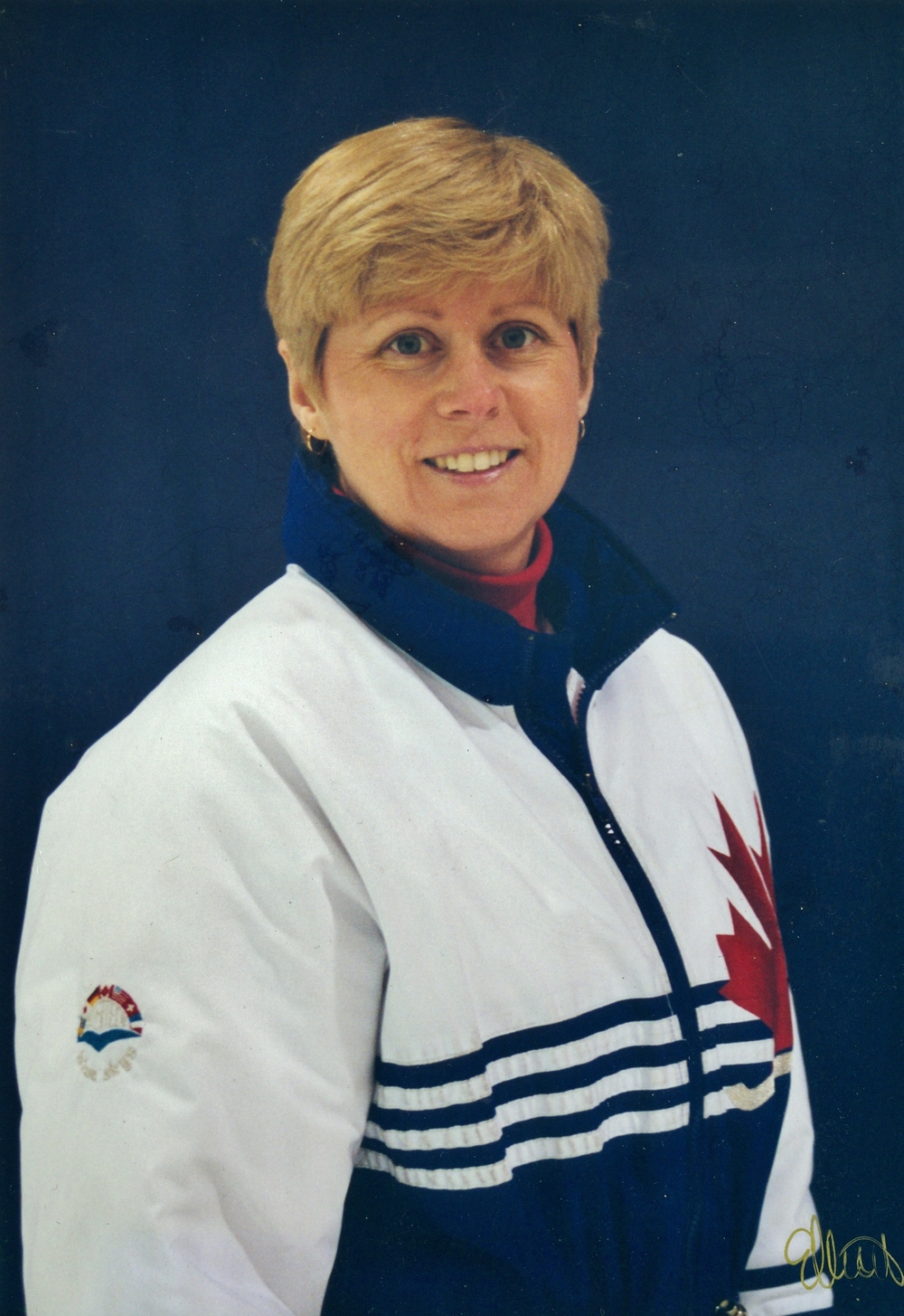 Nancy Cunnyworth Brady Coach from 1988 to 2007