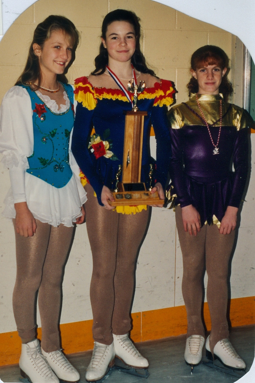1994 Trenton Jessie Lynn Shannon, Stefanie Partridge, Jennifer Bennett