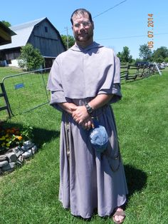 Father Michael Mary Gauvereau