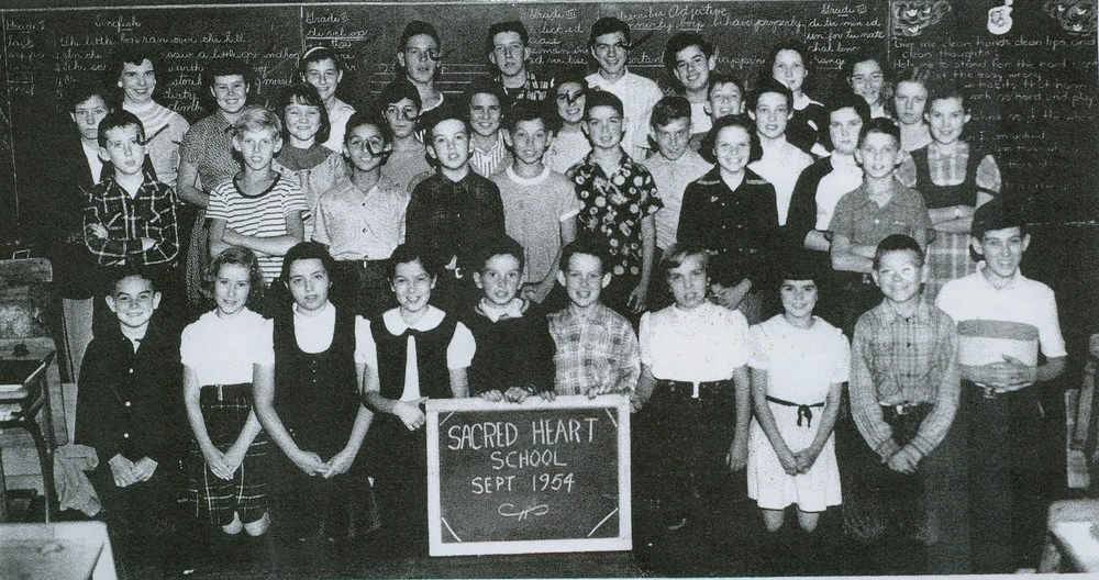 1954 Sacred Heart School,  Sept..jpg