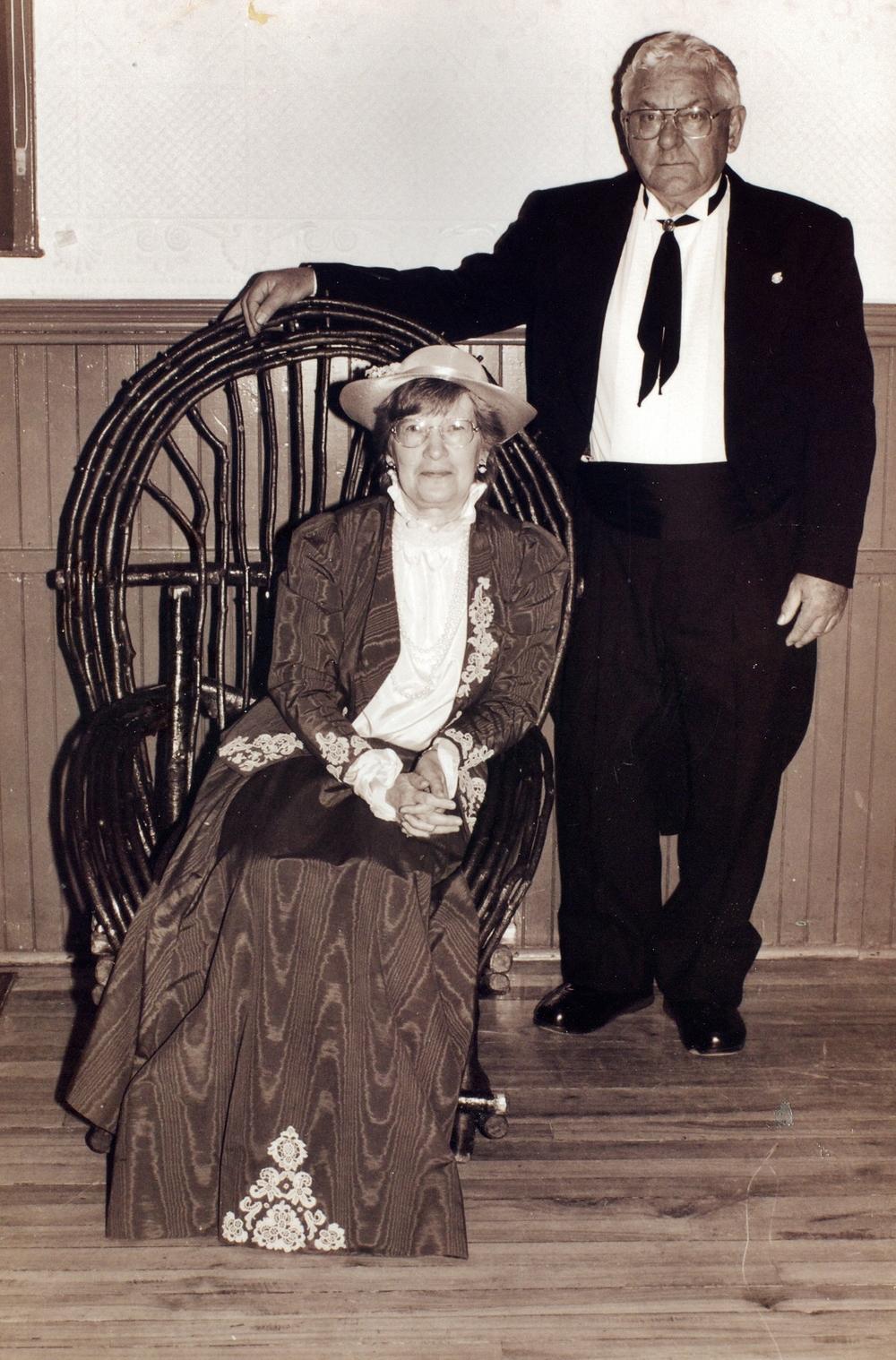Marilyn and Everett Van Steenburg