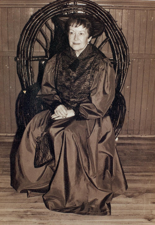Wilma Brady Bush