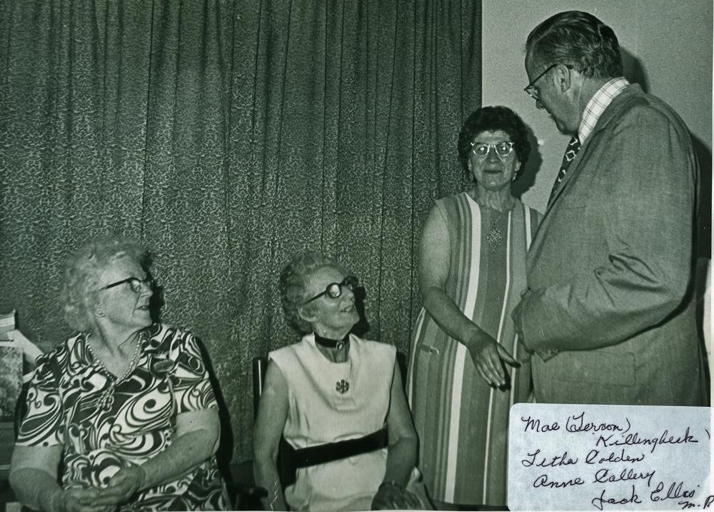 Mae Killingbeck, Letha Colden,   Anne Callery and Jack Ellis.jpg