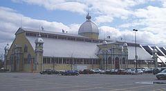 Ottawa's Aberdeen Pavilion