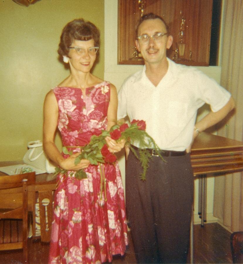 Reverand McLeod and Mrs. McLeod