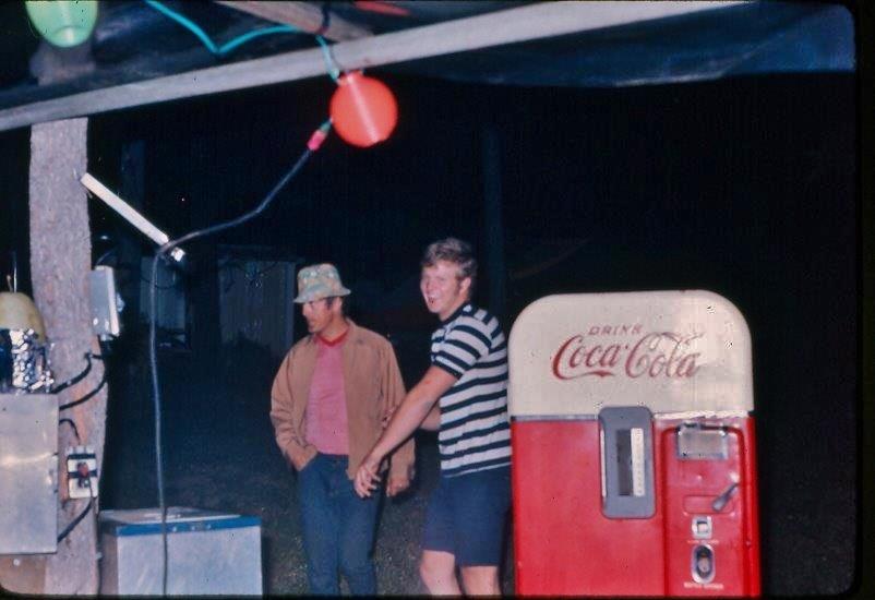 John Bedore & Vaughan Glover