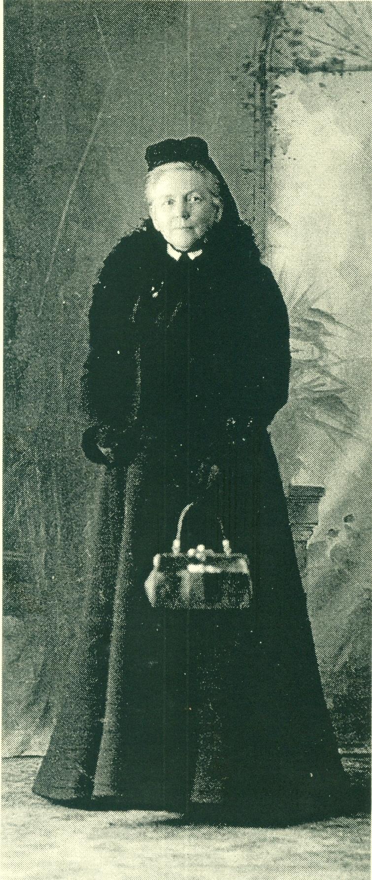 Jane Pearce Vandervoot