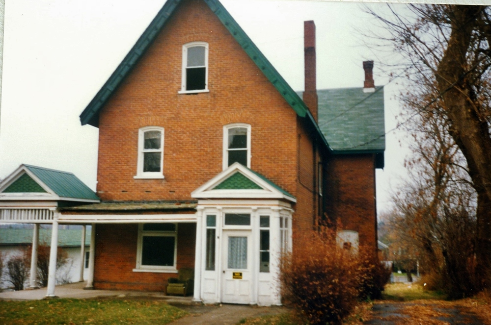 5 bURSTHALL sTREET (TORN DOWN)