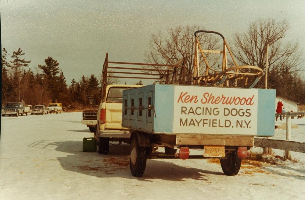 Ken Sherwood  1984