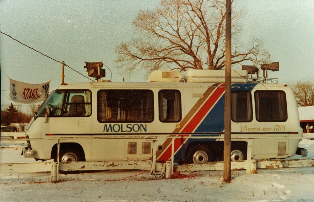 Snofest 1984 possibly - Molson's van.jpg