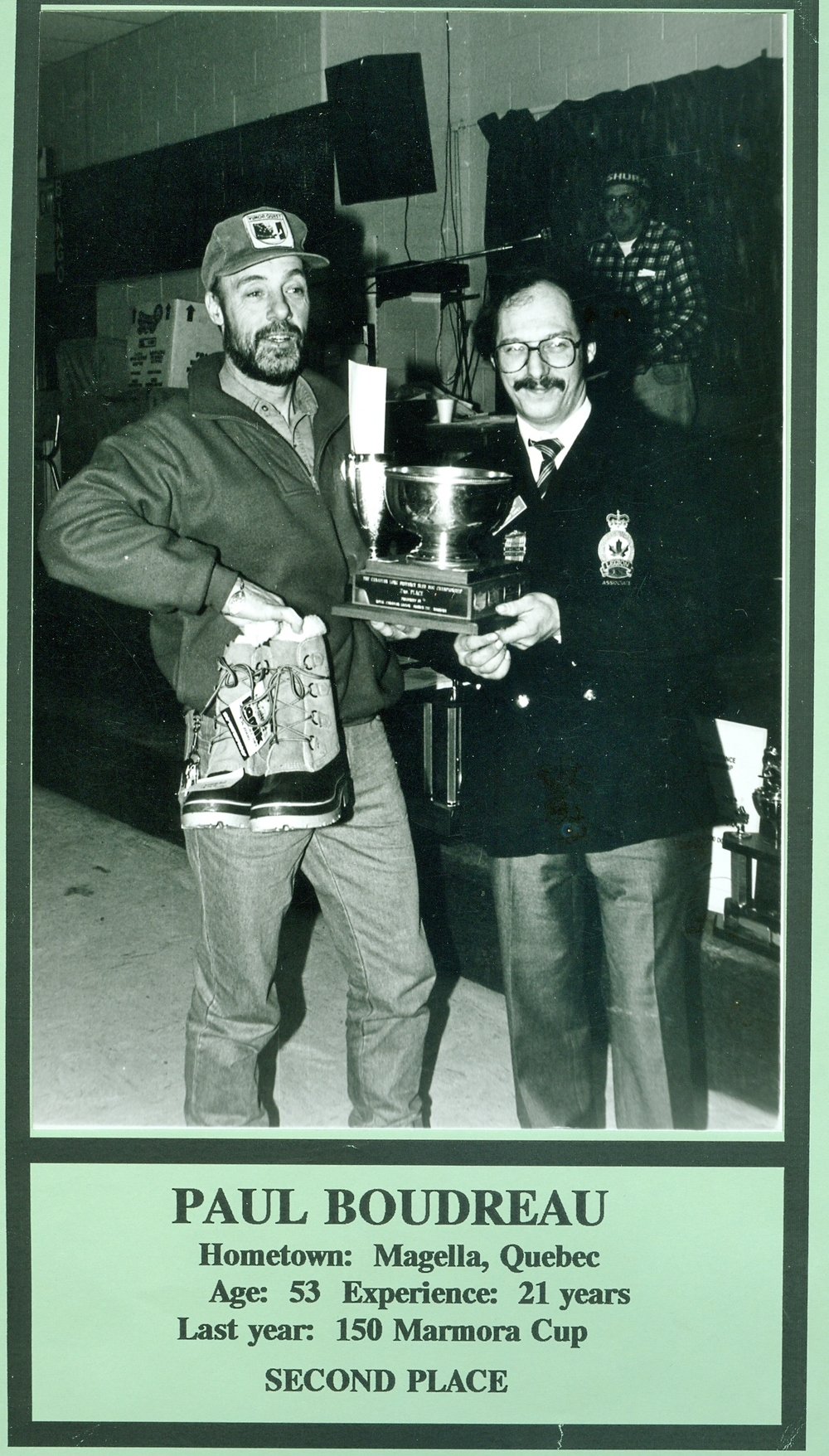 Snofest 1994 Paul Boudreau (Magella, Que) 2nd Marmora Cup.jpg