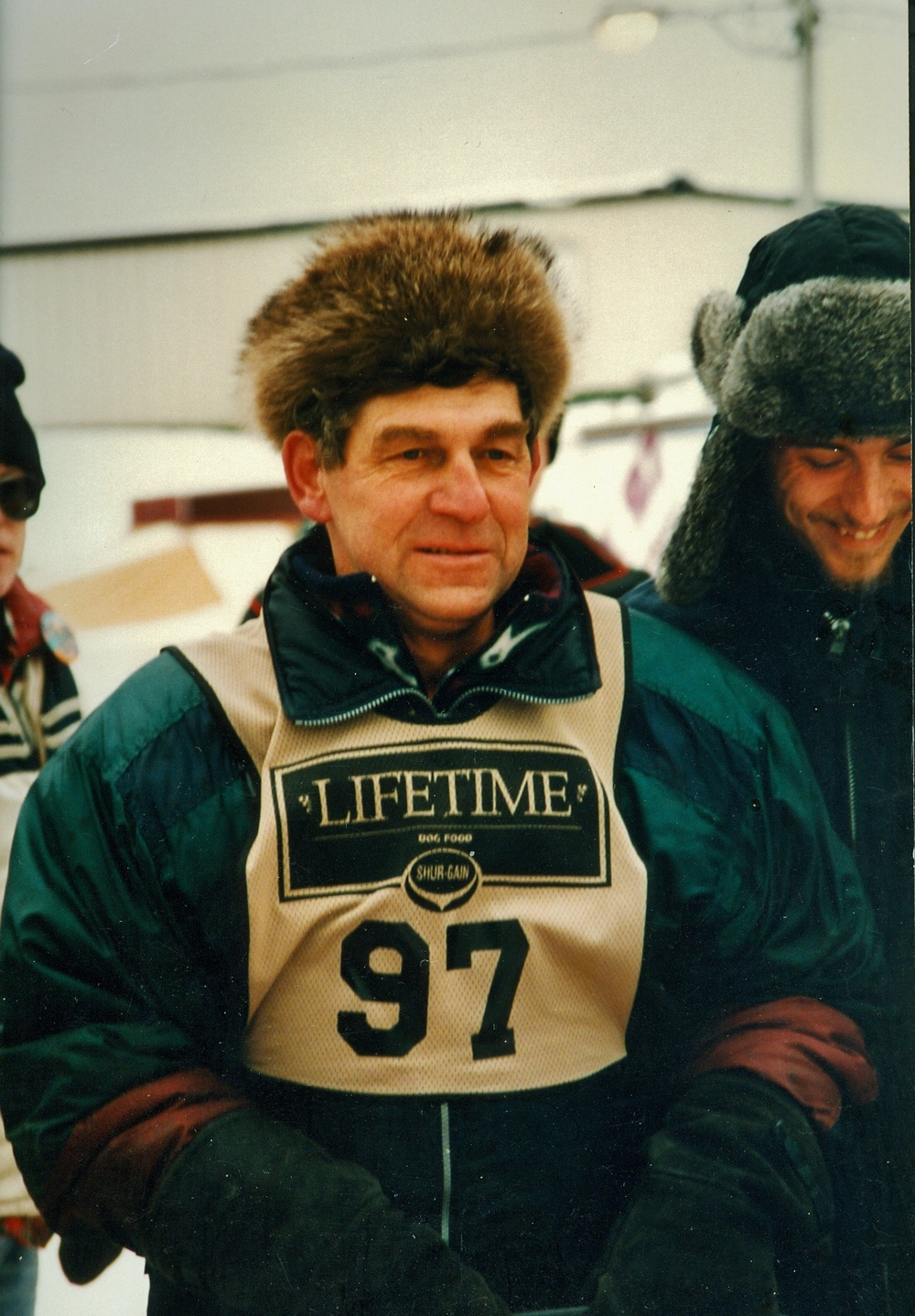 Snofest 1994 Ron Rodgers, Stirling, Ont.
