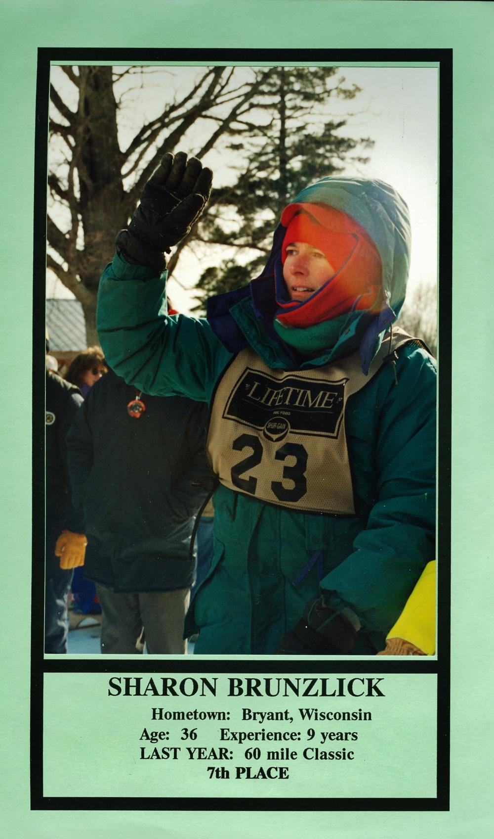 Snofest 1994 Sharon Brunzlick,  Bryant, Wisconsin.jpg