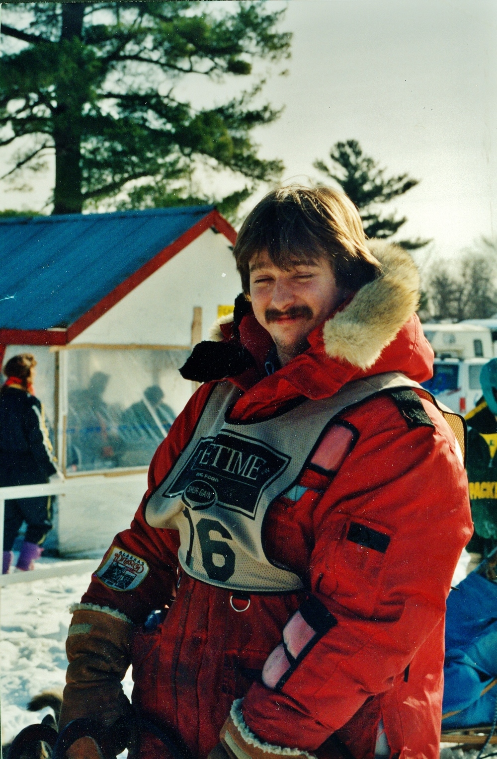 Snofest 1994 Steve Johnson, Campbellford Ont.