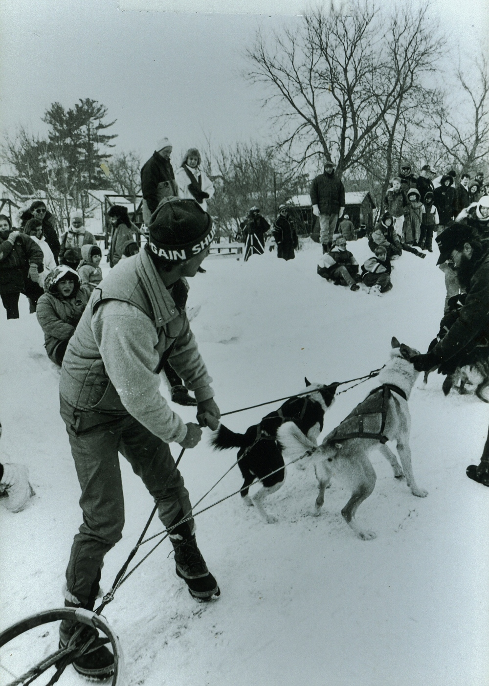 Snofest 1994 Team of Paul Therriault, Mechanic Falls, Maine