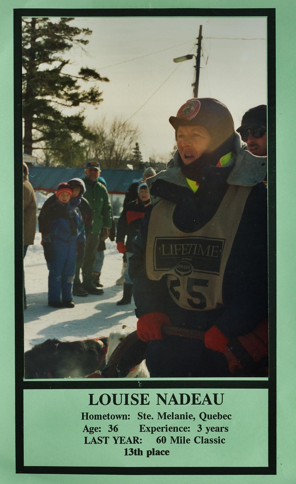 Snofest 1994, Louise Nadeau, Ste. Melanie, Que..jpg