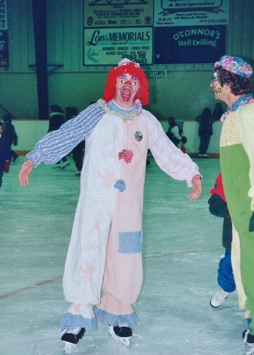 1997 Snofest Skte-a-thon Bruce Ryles