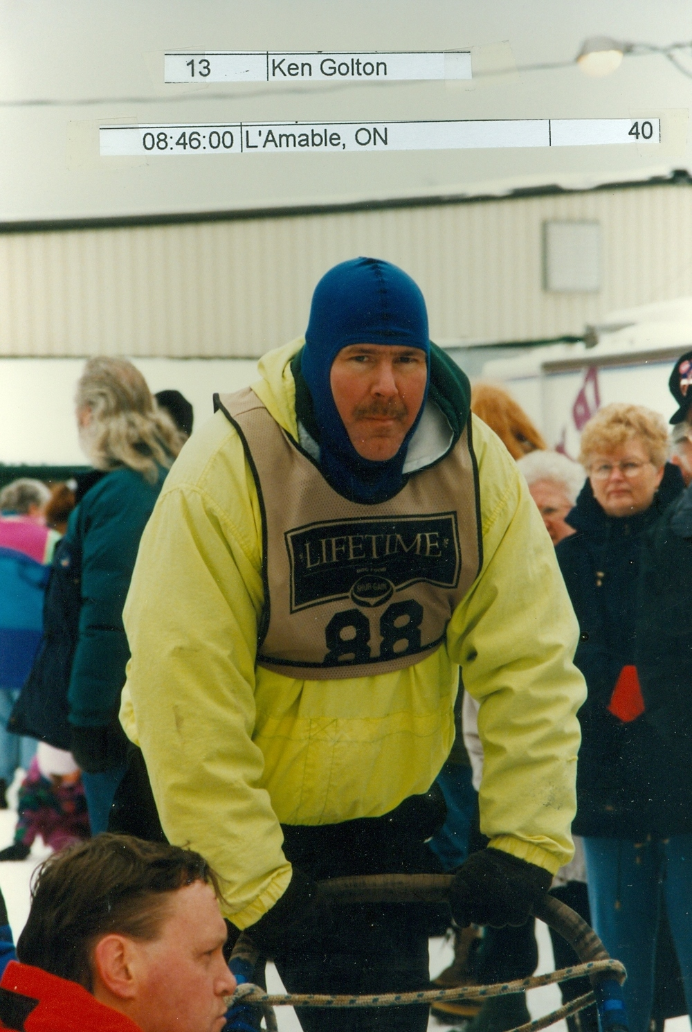 Snofest 1997 Ken Golton, L'Amable, Ontario