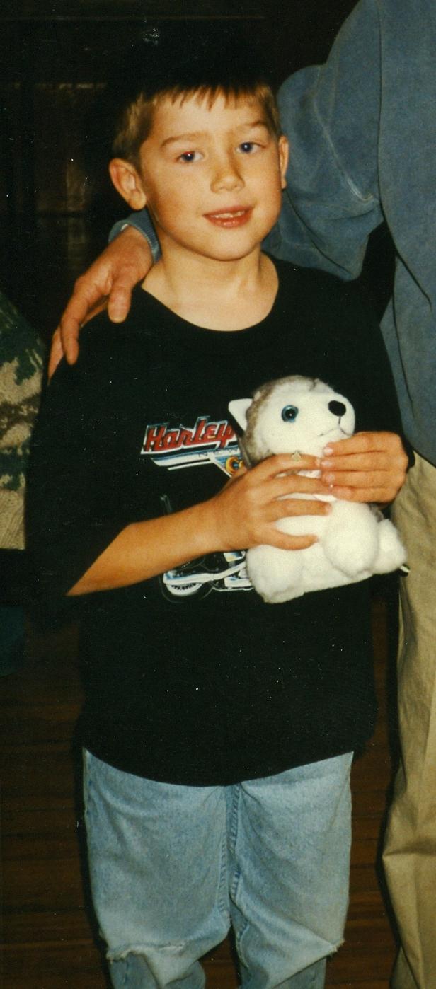 Snofest 1997 Storm Noel, Winner of Skate-a-thon