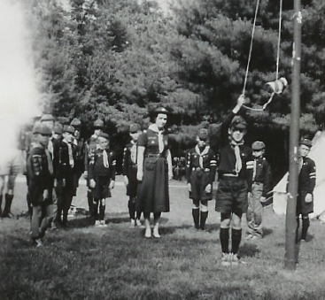 1958 Glen Allen Park - Doris Vanvolkenburg