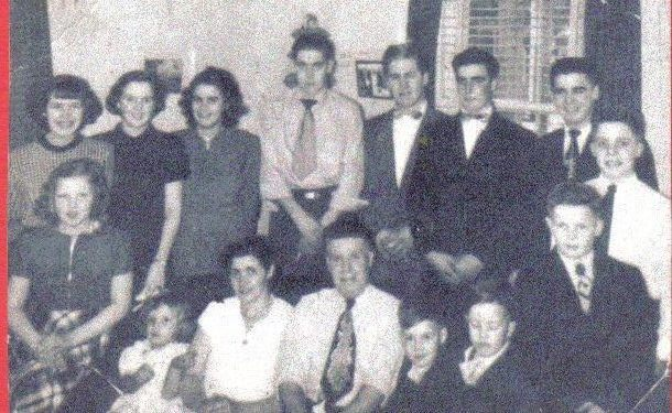 Brooks Family 1950