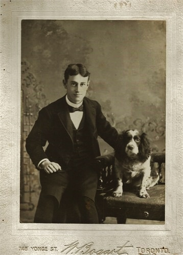 henry Reginald pearce, and his buddy, turk