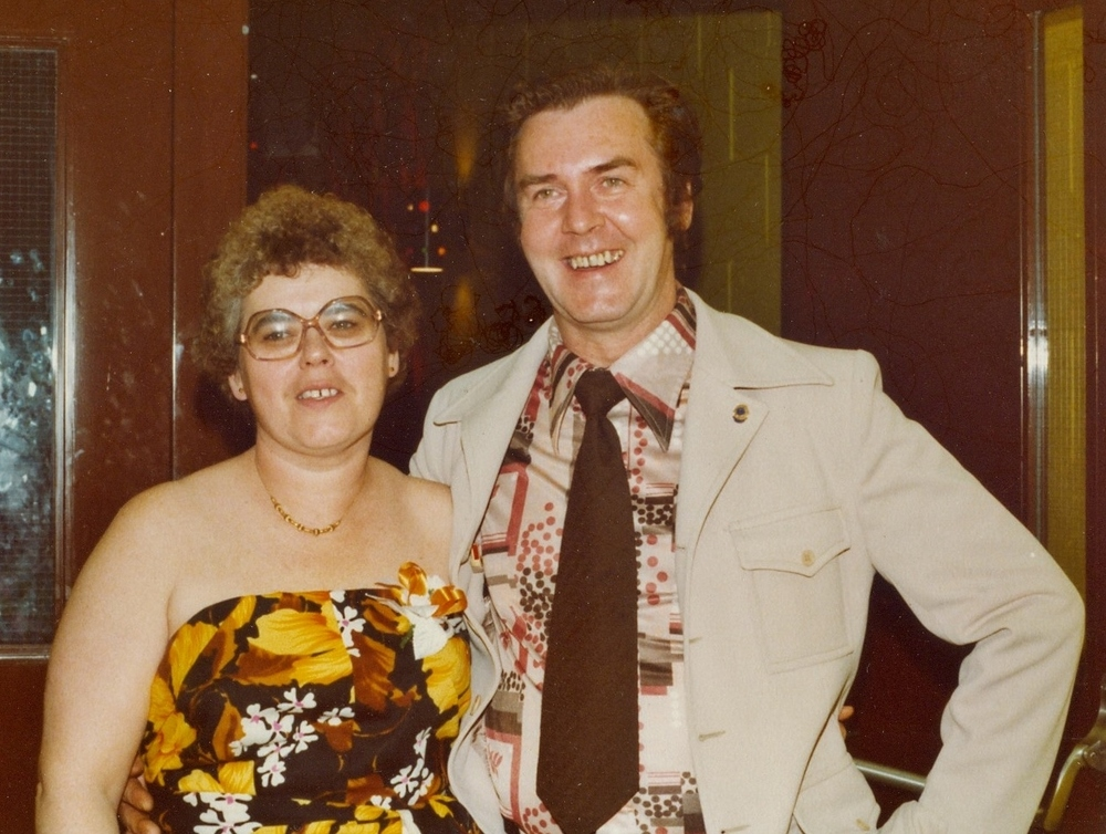 Jean and Bill McKenzie