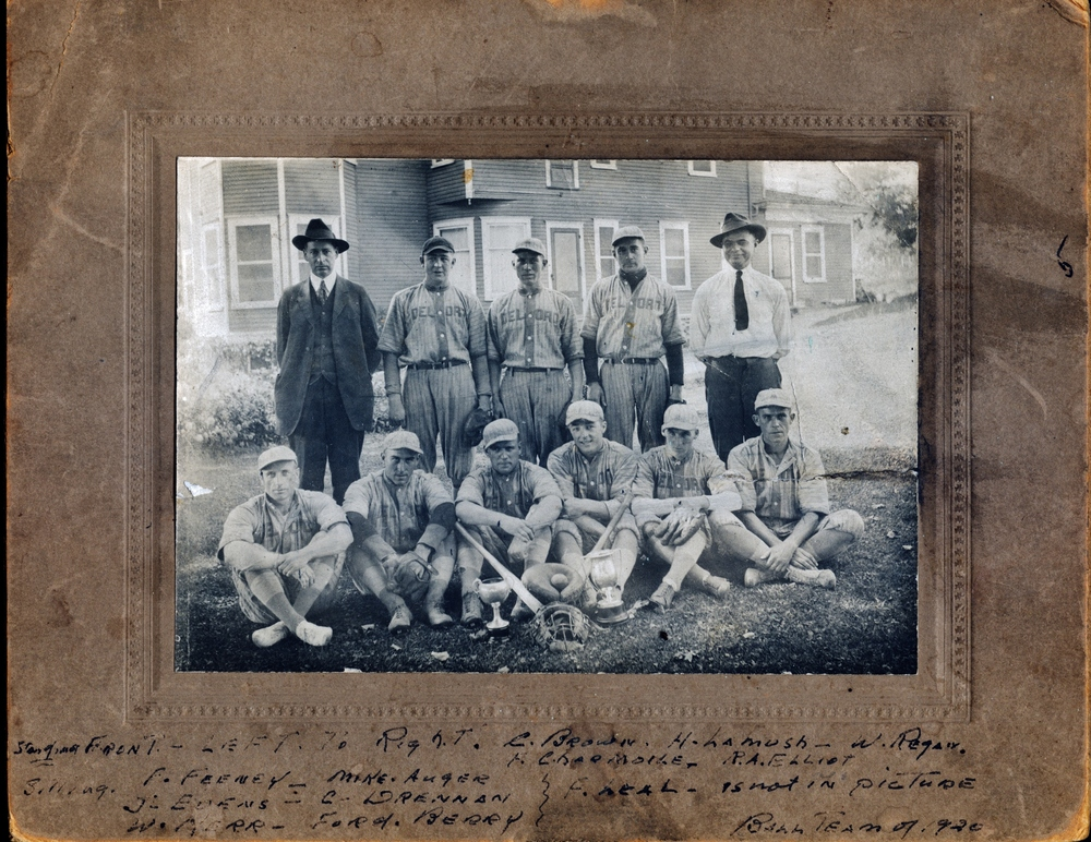 1920 Baseball