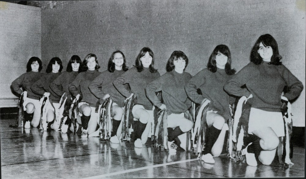 A VanVolkenburg, Maxine .McDonald, Robson, Peggy Bleecker, B Rothermel, D. McGregor, S. Draper, O'Connor