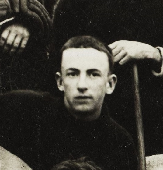 Fred (Boots) Pinner, 1919