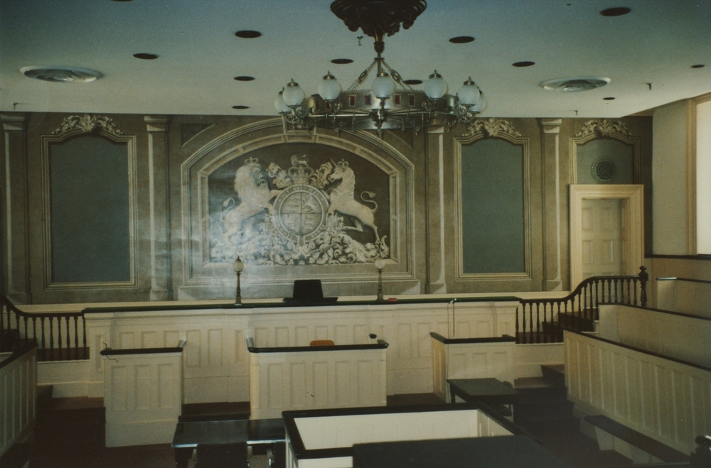 Cobourg Court Room